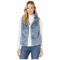 Dylan Shearling Faux Fur Vest - Women's