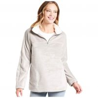 Dylan Dream Sherpa Quarter-Zip Pullover - Women's