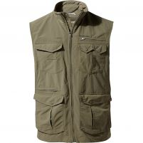Craghoppers Insect Shield Adventure Gilet II- Men's