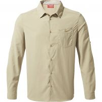 Craghoppers Nosilife Nuoro Long-Sleeve Shirt- Men's