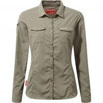 Craghoppers Nosilife Adventure II Long-Sleeve Shirt- Women's