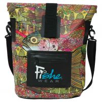 Fishe Troutrageous Rainbow Dry Bag