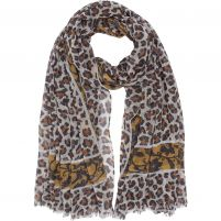 Echo Design Cheetah Frame Wrap - Women's