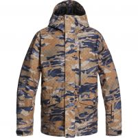 Quiksilver Mission Printed Jacket - Men's