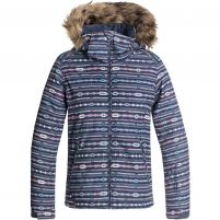 Roxy American Pie Snow Jacket - Girl's