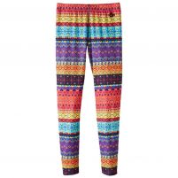 Hot Chillys Originals II Printed Tights - Youth