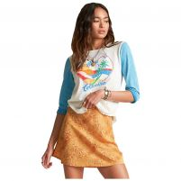 Billabong x Sincerely Jules Scenic Pastime Tee - Women's