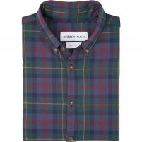Mizzen + Main Yukon Signature Flannel Shirt - Men's