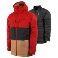 686 SMARTY 3-in-1 Form Ski Jacket - Men's