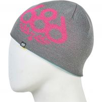 686 Glow Reversible Beanie - Girl's