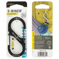 Nite-Ize S-Biner SlideLock Stainless Steel #4