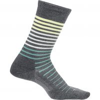 Feetures Ultra Light Crew Amp Stripe Socks - Women's