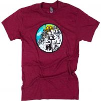 Slow Loris Mountainside Short-Sleeve Tee