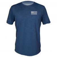Anetik Freedom Flag Tech Short Sleeve Shirt - Men's
