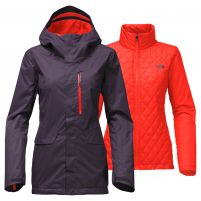 The North Face Thermoball Snow Triclimate Jacket - Women's