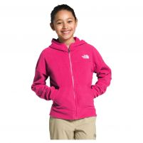 The North Face Glacier Full Zip Hoodie (Past Season) - Girl's
