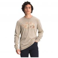 The North Face Long Sleeve Half Dome Tee - Men's