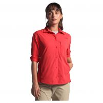 The North Face Outdoor Trail Long Sleeve Shirt - Women's