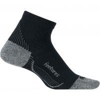 Feetures Plantar Fasciitis Relief Ultra Light Quarter Socks