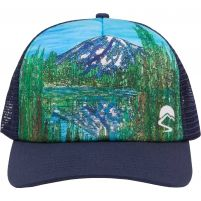 Sunday Afternoons Artist Series Trucker Cap- Alpine Perfection