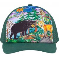 Sunday Afternoons Kids' Artist Series Trucker- Forest Friends
