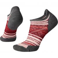 Smartwool PhD Run Light Elite Striped Micro Socks - Women's