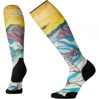 Smartwool PhD Ski Light Elite Pattern Socks - Women's