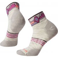 Smartwool PhD Outdoor Light Pattern Mini Socks- Women's