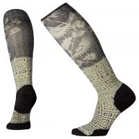 Smartwool Compression Sightseeing Sunflower Print OTC Socks - Women's