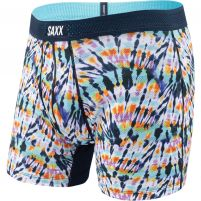 Saxx Hot Shot Boxer Brief with Fly - Men's