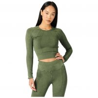 NUX One by One Long Sleeve Mineral Wash - Women's