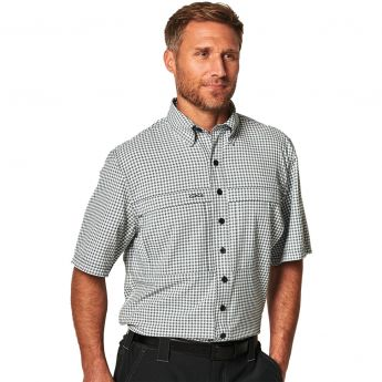 GameGuard Tekcheck Short-Sleeve Shirt- Men's