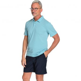 Fisher + Baker Short Sleeve Kent Polo - Men's