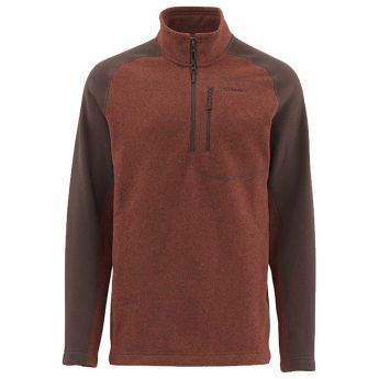 Simms Rivershed Quarter-Zip Sweater - Men's