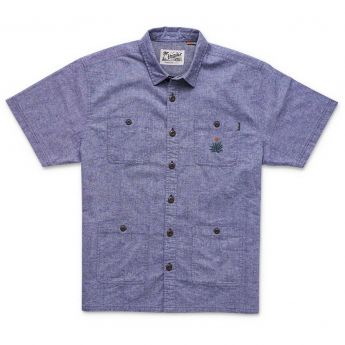Howler Brothers Voyager Short Sleeve Shirt - Men's