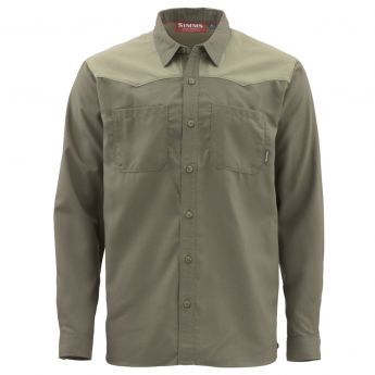 Simms Black's Ford Long Sleeve Shirt - Men's