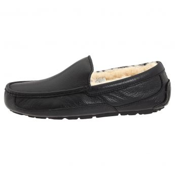 UGG Ascot Leather Slippers - Men's