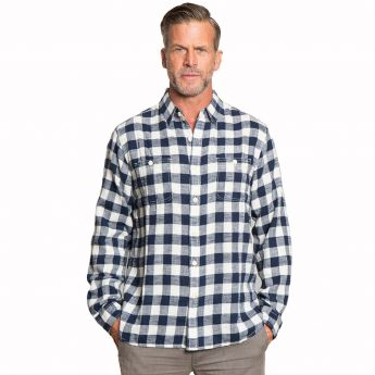True Grit Road House Check Shirt - Men's