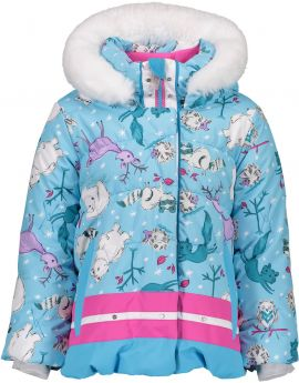 Obermeyer Kids' Bunny Ski Jacket - Girls'