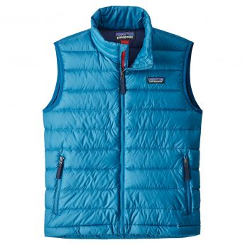 Patagonia Down Sweater Vest - Boy's