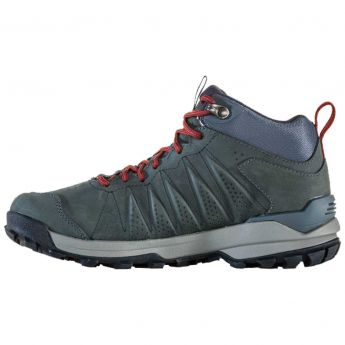 Oboz Sypes Mid Leather B-DRY Hiking Shoes- Women's