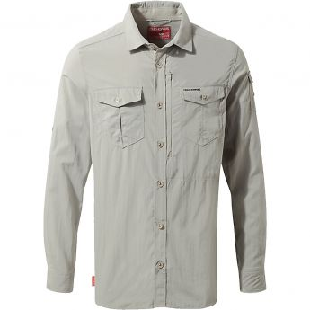 Craghoppers Nosilife Adventure II Long-Sleeve Shirt- Men's