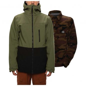686 Smarty 3-in-1 Phase Softshell Jacket - Men's
