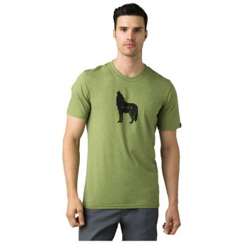 prAna Wolf Pack Journeyman T-Shirt- Men's