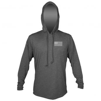 Anetik Freedom Flag Tech Hoody - Men's