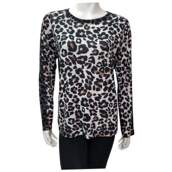 Nally and Millie Print Top - Women's