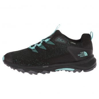 The North Face Ultra Fastpack III GTX Hiking Shoes (Woven) - Women's