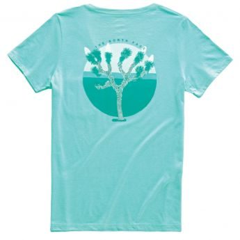 The North Face Gradient Dreams Short Sleeve Pocket Tee - Women's