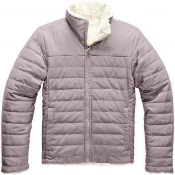 The North Face Reversible Mossbud Swirl Jacket (Past Season) - Girl