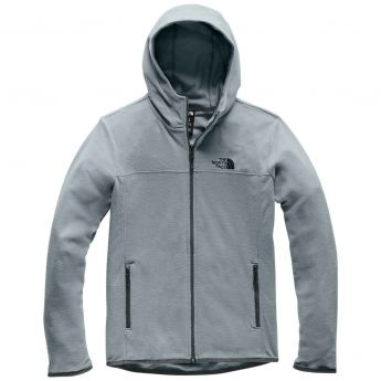 The North Face TKA Glacier Full-Zip Hoodie (Past Season) - Women's